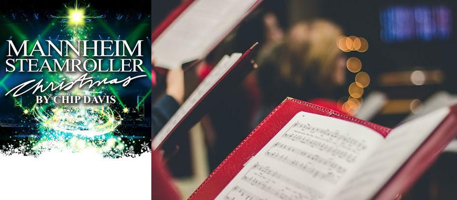 Mannheim Steamroller at Andrew Jackson Hall