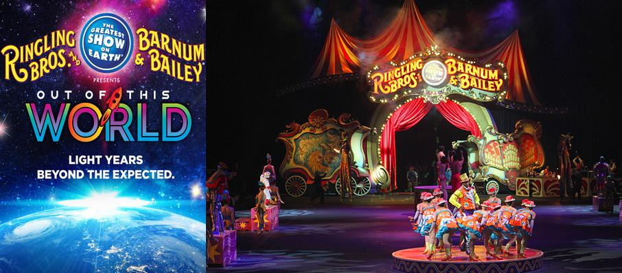 Ringling Bros. And Barnum & Bailey Circus at Bridgestone Arena