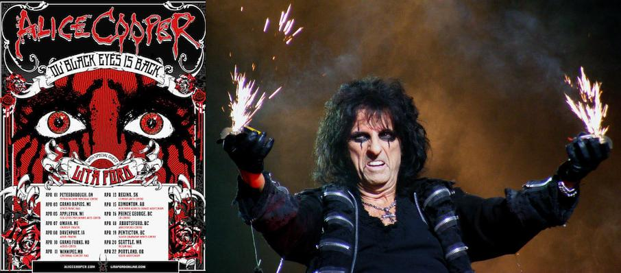 Alice Cooper at Grand Ole Opry House