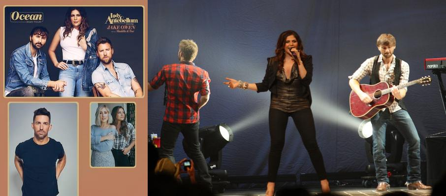 Lady Antebellum at Bridgestone Arena