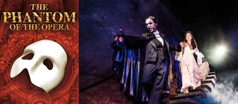 Phantom Of The Opera at Andrew Jackson Hall