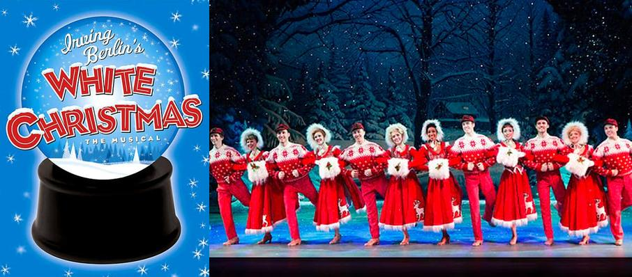 Irving Berlin's White Christmas at Andrew Jackson Hall
