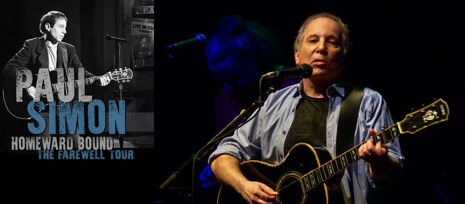 Paul Simon at Bridgestone Arena