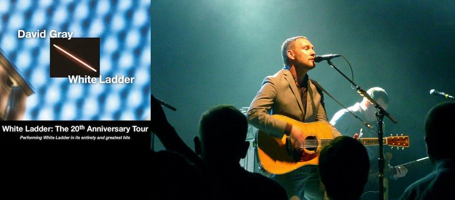 David Gray at Ascend Amphitheater