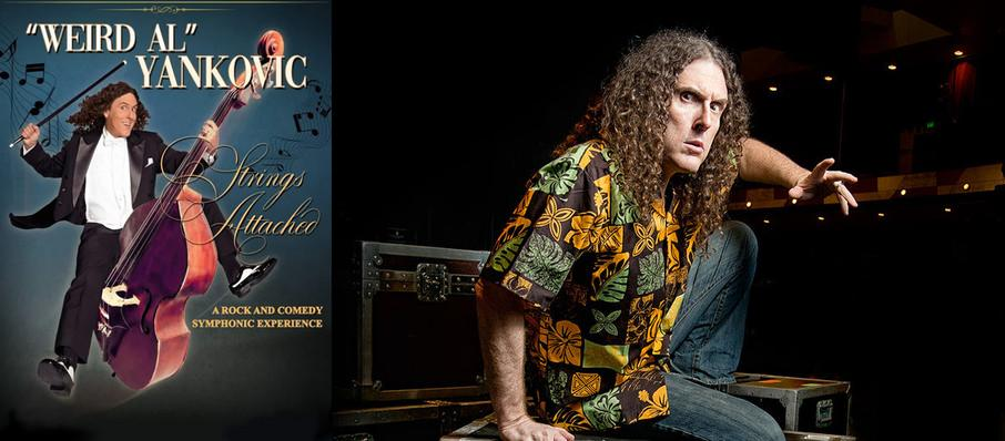 Weird Al Yankovic at War Memorial Auditorium