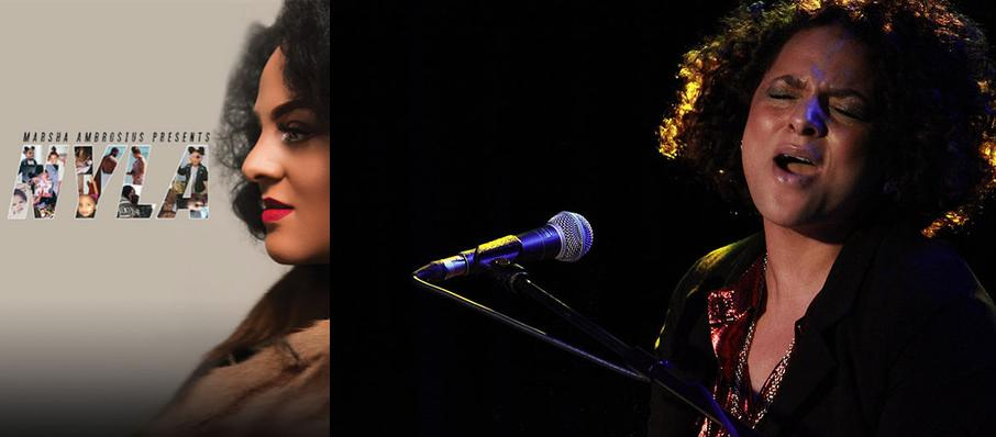 Marsha Ambrosius at City Winery Nashville