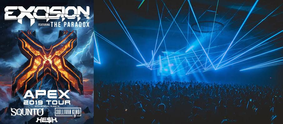Excision at Nashville Municipal Auditorium