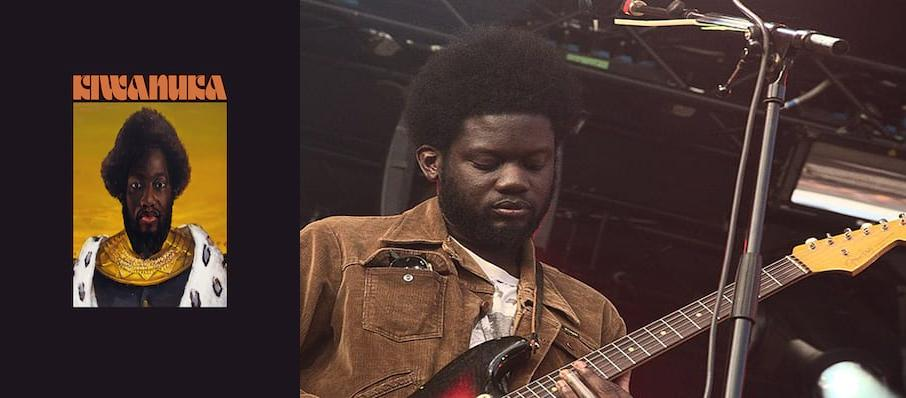 Michael Kiwanuka at Marathon Music Works