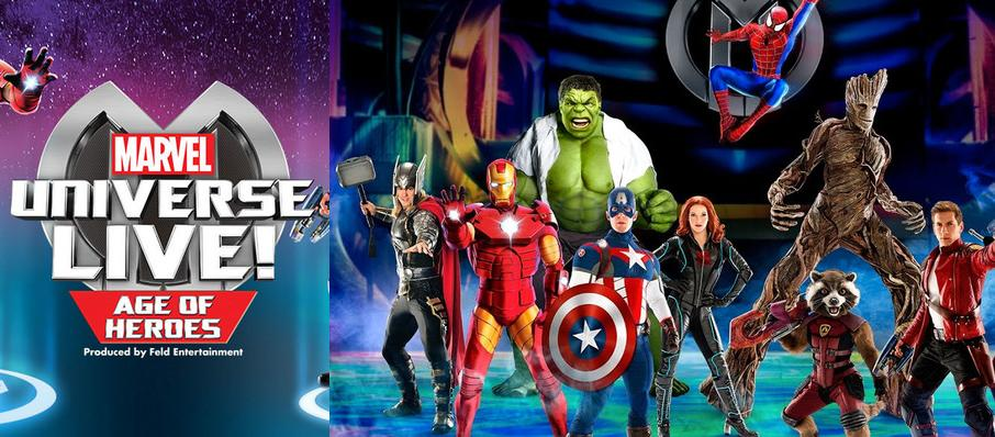 Marvel Universe Live! at Bridgestone Arena