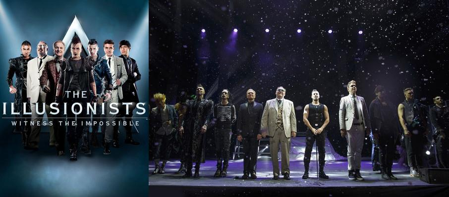 The Illusionists at Andrew Jackson Hall