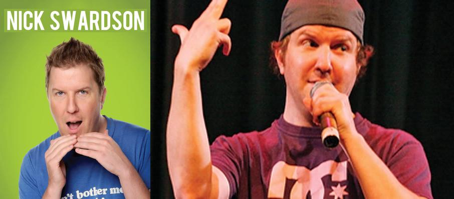 Nick Swardson at James K Polk Theater