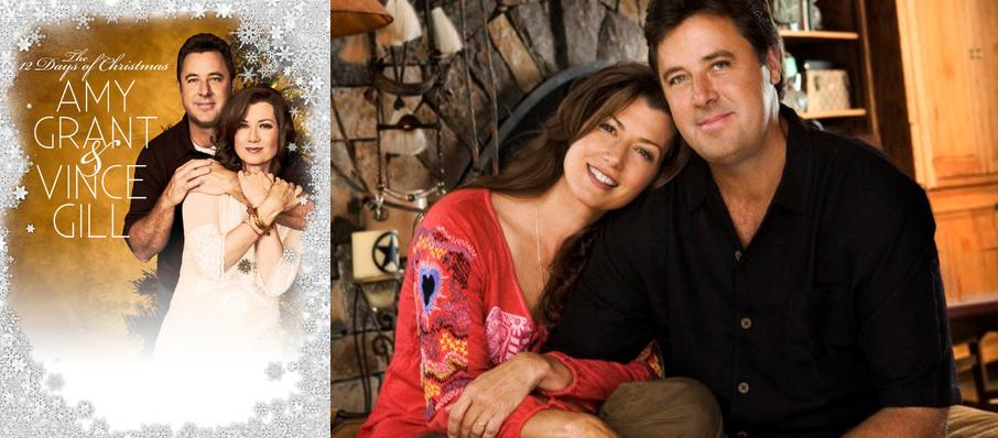 Vince Gill & Amy Grant: Christmas Show at Ryman Auditorium