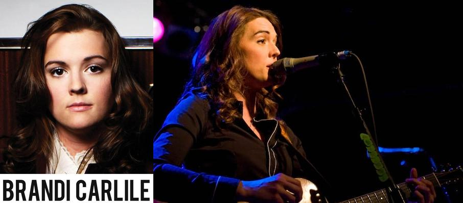 Brandi Carlile at Ryman Auditorium