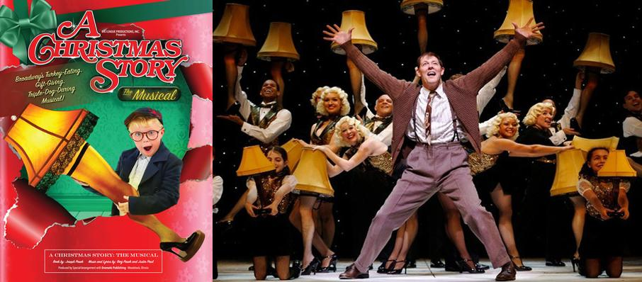 A Christmas Story at Andrew Johnson Theater