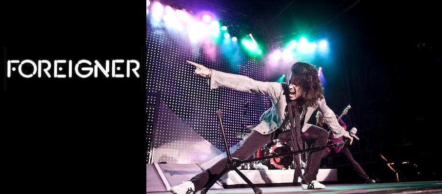 Foreigner at Ascend Amphitheater