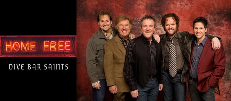 Home Free Vocal Band at Ryman Auditorium