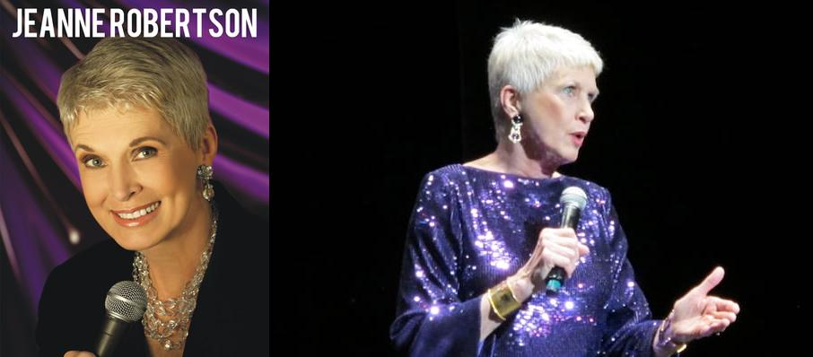 Jeanne Robertson at Ryman Auditorium