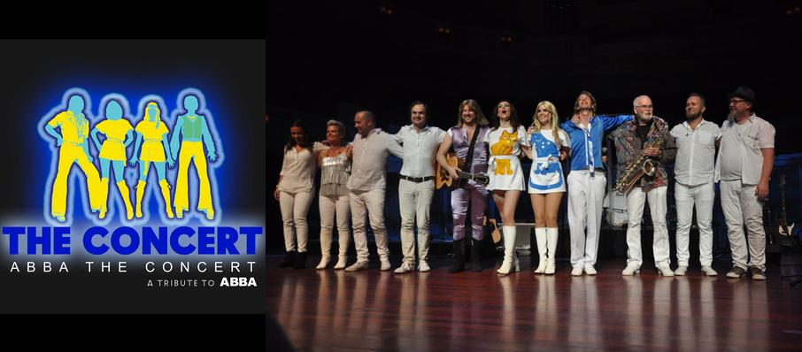 ABBA: The Concert - A Tribute To ABBA at Schermerhorn Symphony Center