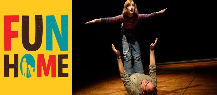 Fun Home at Andrew Jackson Hall