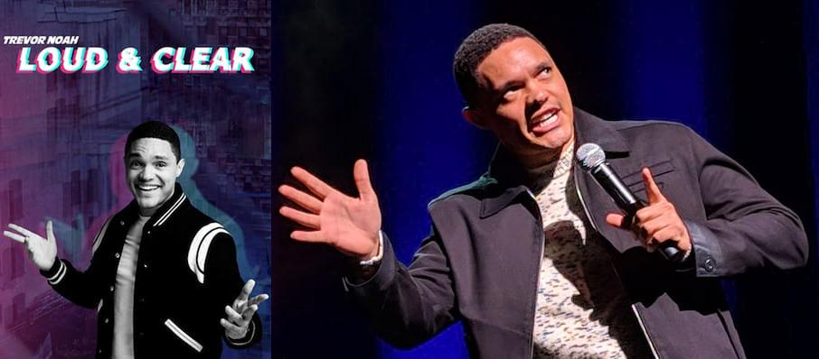 Trevor Noah at Ryman Auditorium