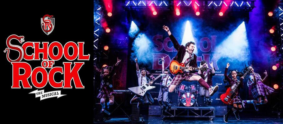 School of Rock at Andrew Jackson Hall