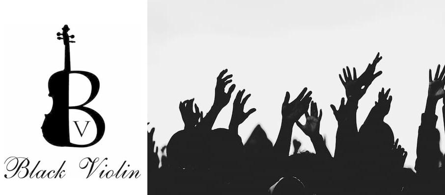 Black Violin at War Memorial Auditorium