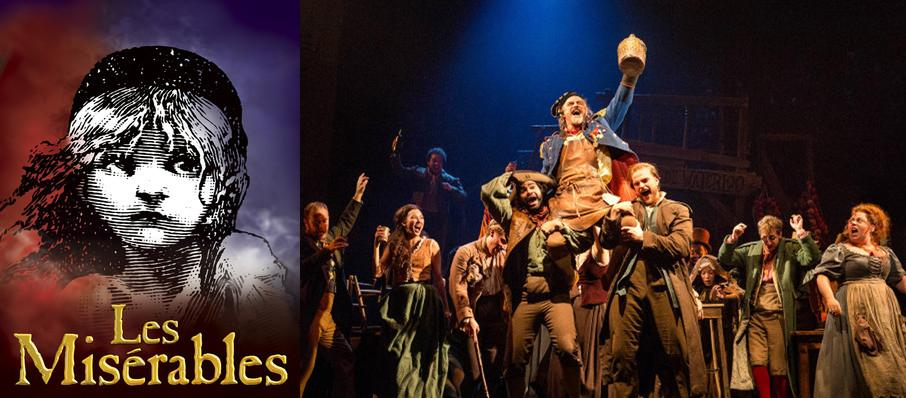 Les Miserables at Andrew Jackson Hall