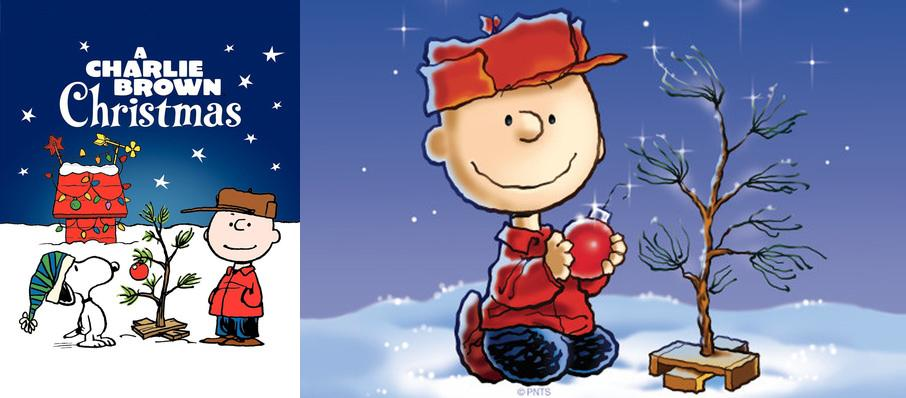 Charlie Brown Christmas at James K Polk Theater