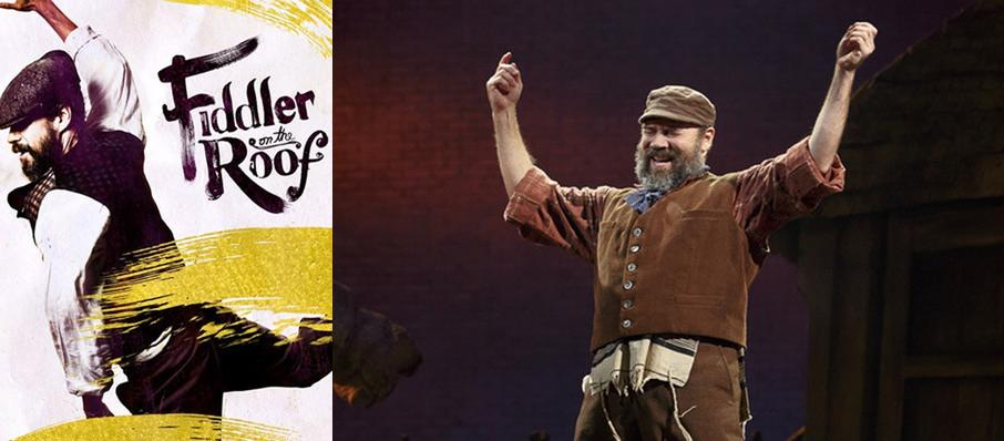 Fiddler on the Roof at Andrew Jackson Hall