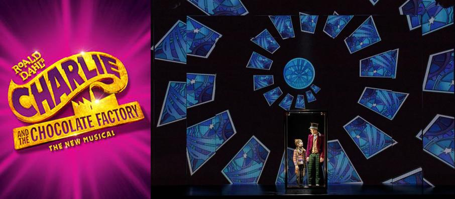 Charlie and the Chocolate Factory at Andrew Jackson Hall