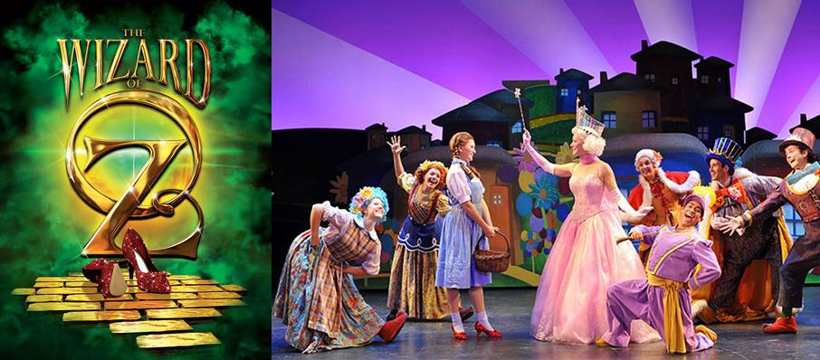 The Wizard of Oz at Andrew Jackson Hall