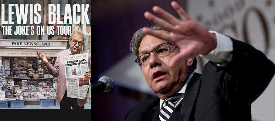 Lewis Black at Ryman Auditorium