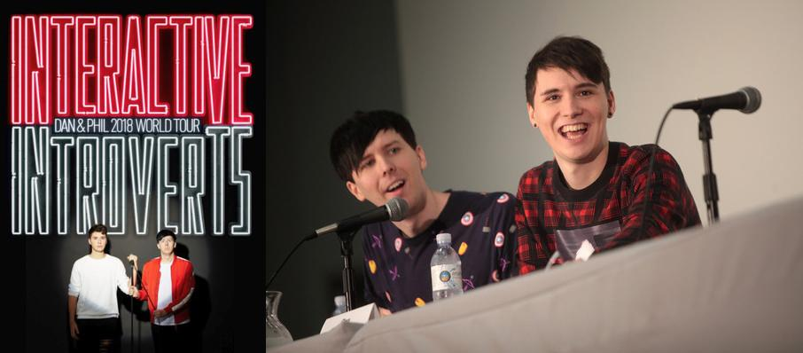 Dan and Phil at Andrew Jackson Hall