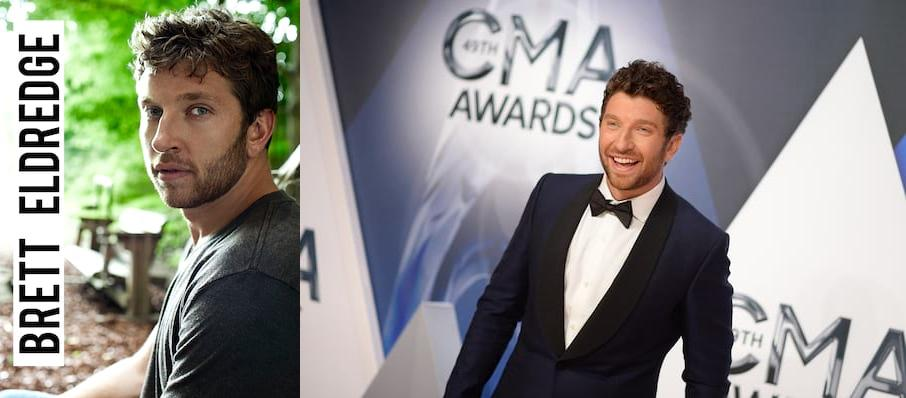 Brett Eldredge at Country Music Hall of Fame and Museum