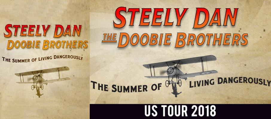 Steely Dan and The Doobie Brothers at Ascend Amphitheater