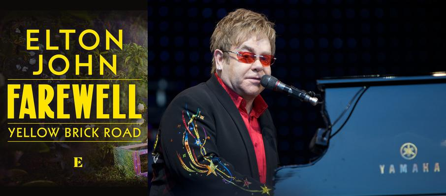 Elton John at Bridgestone Arena