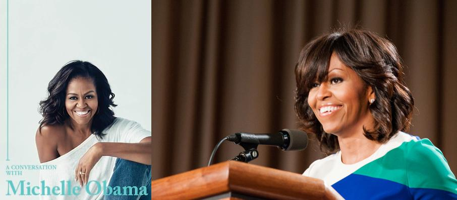 Michelle Obama at Ryman Auditorium