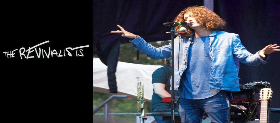 The Revivalists at Ascend Amphitheater