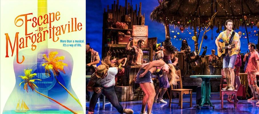 Escape To Margaritaville at Andrew Jackson Hall