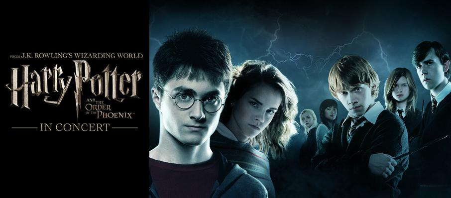 Harry Potter and the Order of the Phoenix in Concert at Schermerhorn Symphony Center