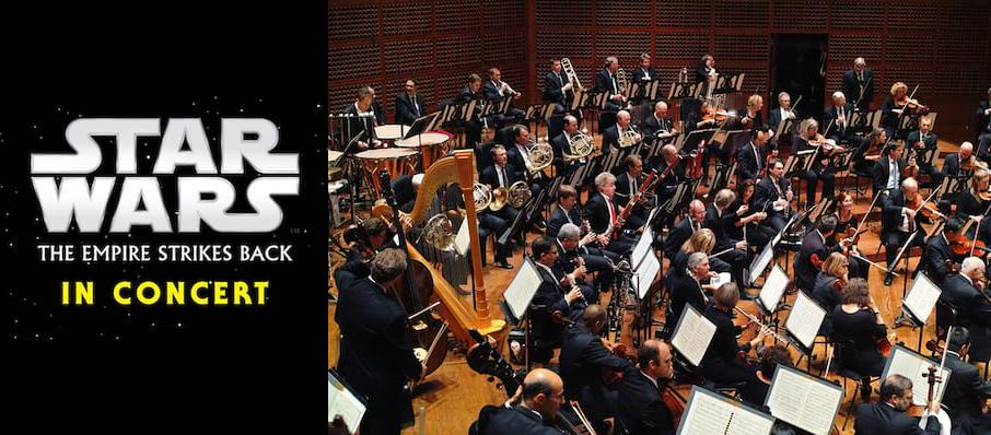 Star Wars - The Empire Strikes Back In Concert at Schermerhorn Symphony Center