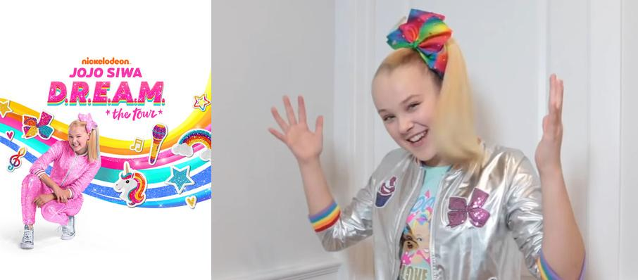 Jojo Siwa at Bridgestone Arena