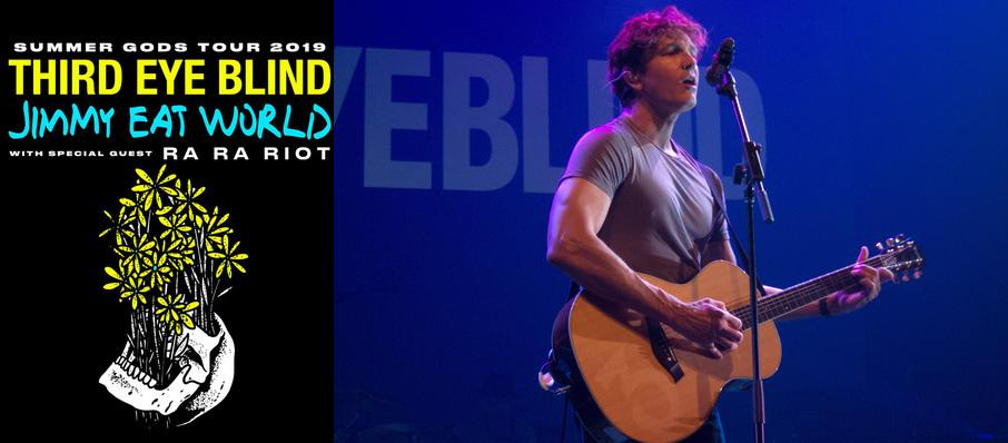 Third Eye Blind and Jimmy Eat World at Ascend Amphitheater