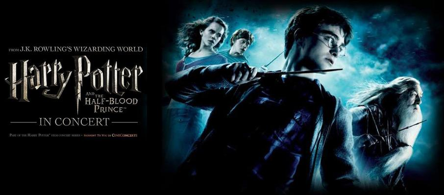 Harry Potter and The Half Blood Prince in Concert at Schermerhorn Symphony Center