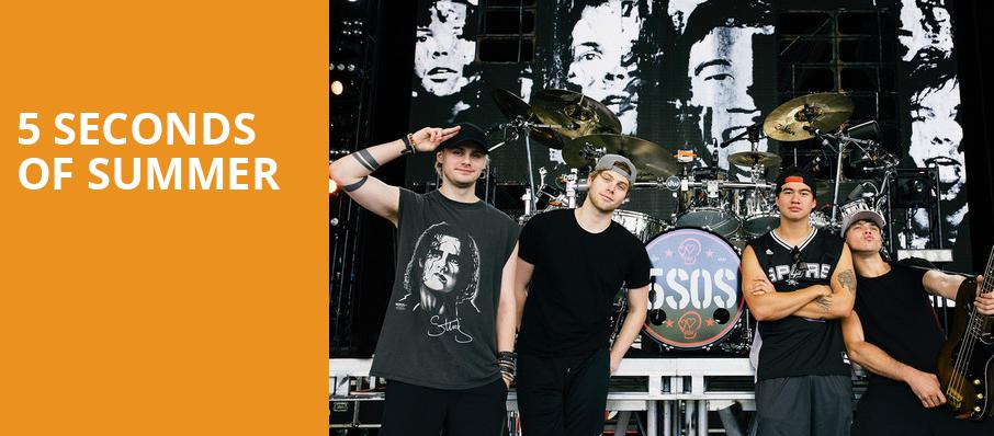 5 Seconds of Summer, Nashville Municipal Auditorium, Nashville