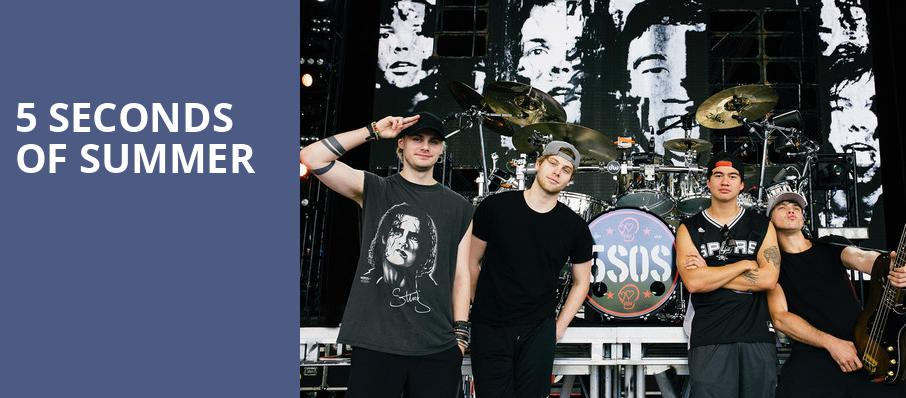 5 seconds of summer nashville municipal auditorium nashville tn 5 seconds of summer nashville municipal auditorium nashville tn tickets information reviews m4hsunfo