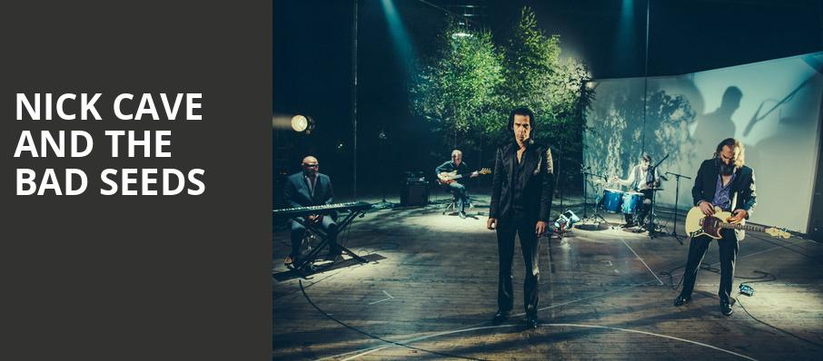 Nick Cave and The Bad Seeds, Grand Ole Opry House, Nashville