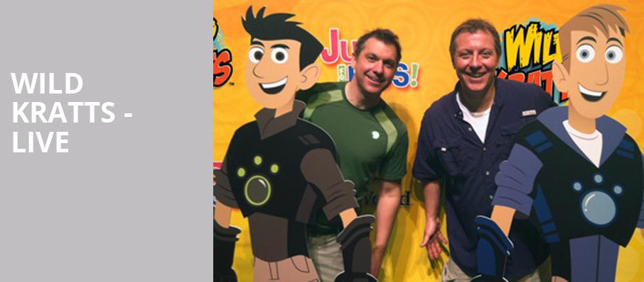 Wild Kratts Live, Grand Ole Opry House, Nashville