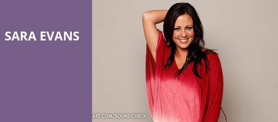 Sara Evans, Music City Center, Nashville