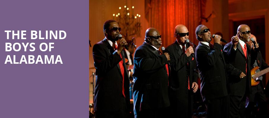 The Blind Boys Of Alabama, City Winery Nashville, Nashville